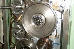 Montageservice Gehäuseständer-Getriebekasten